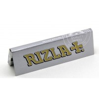 RIZLA rolling paper SILVER (100 booklets)