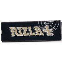 RIZLA rolling paper BLACK (50 booklets)