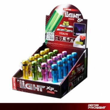 DEKTON PRO LIGHT XF25 STEALH FLASHLIGHT - 25