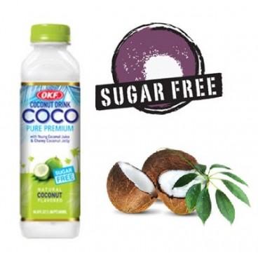 COCONUT DRINK SUGAR FREE