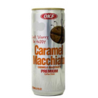 CARAMEL MACCHIATO COFFEE DRINK