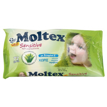 MOLTEX BABY WET WIPES