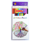 COLOURING PENCILS ( PACK OF 12 )